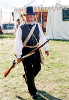 War of 1812 Re-enactment - Gananaque 2012